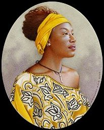 Akua by Bill Mundy Portrait Artist